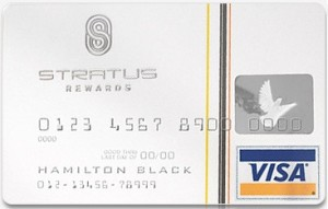 Visa stratus rewards on yksi arvostetuimmista luottokorteista